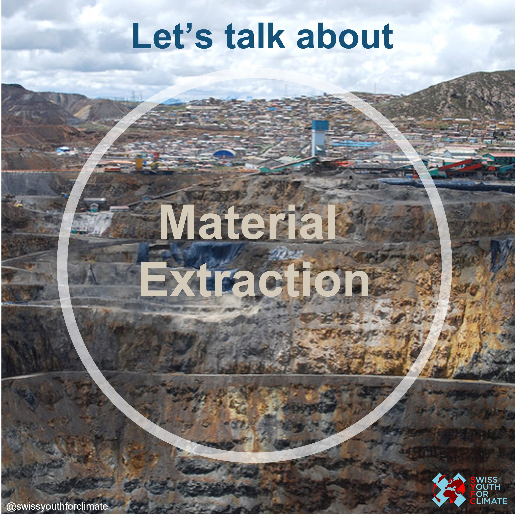 Material Extraction